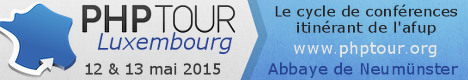 PHP Tour Luxembourg 2015